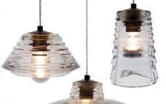Tom Dixon Glass Pendants