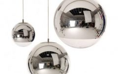 Disco Ball Pendant Lights