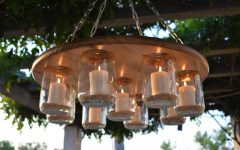 Diy Outdoor Hanging Lights