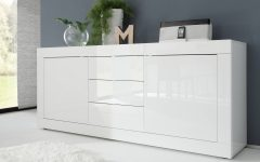 White Gloss Sideboards