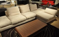 Down Feather Sectional Sofa