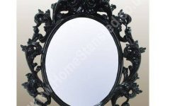 Black Decorative Wall Mirrors