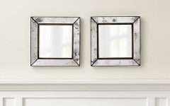 Square Wall Mirror Sets