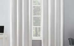 Duran Thermal Insulated Blackout Grommet Curtain Panels