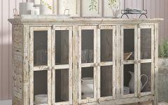 Eau Claire 6 Door Accent Cabinets
