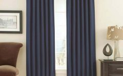 Thermaback Blackout Window Curtains