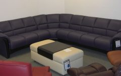 Ekornes Sectional Sofa