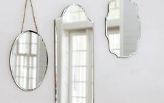Long Frameless Mirrors