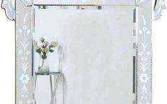 Venetian Wall Mirrors