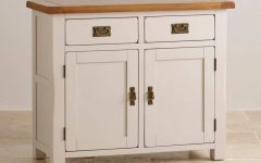 Small Cream Sideboards