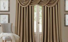 Elrene Mia Jacquard Blackout Curtain Panels