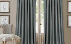 Elrene Versailles Pleated Blackout Curtain Panels