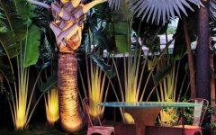 Outdoor Tropical Lanterns