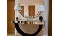 Large Circular Wall Mirrors