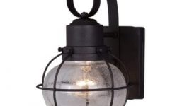 Ranbir Oil Burnished Bronze Outdoor Wall Lanterns with Dusk to Dawn