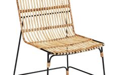 Magnolia Home Entwine Rattan Side Chairs