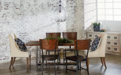Magnolia Home Contour Milk Crate Side Chairs