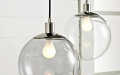 Glass Ball Pendant Lights