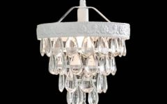 Crystal Teardrop Pendant Lights