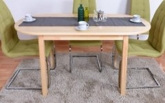 Febe Pine Solid Wood Dining Tables
