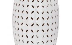 Feliciana Ceramic Garden Stools