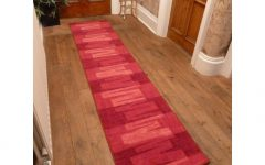 Modern Rug Runners for Hallways