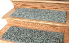Peel and Stick Carpet Stair Treads