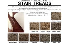 Wool Carpet Stair Treads