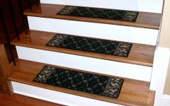 Stair Treads on Carpet