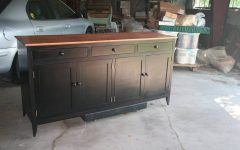 Free Standing Kitchen Sideboard