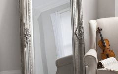 Silver French Mirrors