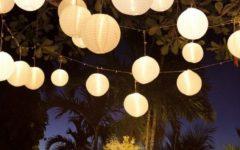 Outdoor Hanging Chinese Lanterns