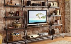 Tv Book Case