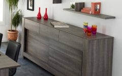 Grey Wood Sideboards