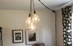 Hanging Plugin Pendant Lights