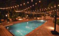 Outdoor Lanterns for Poolside