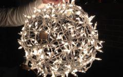 Outdoor Hanging Light Balls