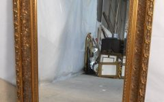 Large Gilt Framed Mirrors
