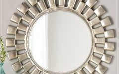 Glam Beveled Accent Mirrors