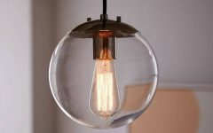 Globe Pendant Light Fixtures
