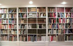 Library Wall Bookshelves