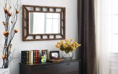 Asian Inspired Wall Mirrors
