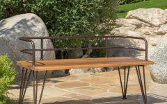 Guyapi Garden Benches