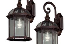 Hampton Bay Outdoor Lighting and Lamps