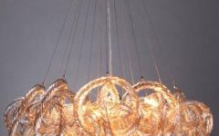 Hand Blown Glass Lights Fixtures