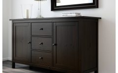 Black Brown Sideboards