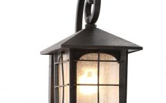 Outdoor Wall Lantern Lights
