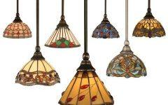 Tiffany Pendant Light Fixtures