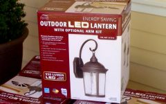 Costco Led Outdoor Wall Mount Lighting