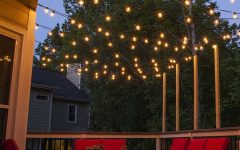 Outdoor Lawn Lanterns